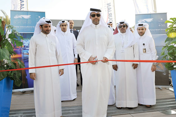 Qatar Boat Show opens