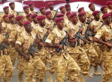 Qatar Armed Forces to march at Doha Corniche today