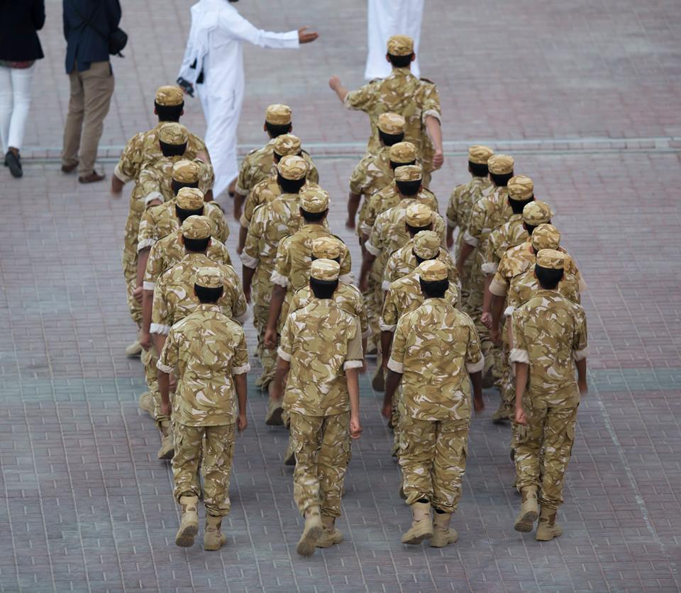 Qatar Armed Forces to march at Doha Corniche today - Qatar