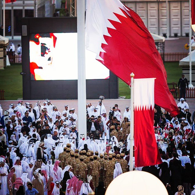 www.qatar-tourism.com  #qatar_national_day 2014