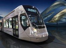 Qatar Avenio tram