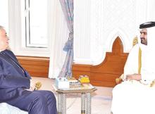 Deputy_Emir_meets_outgoing_envoys