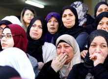 Thousands at funeral of Palestinian killed in Australia