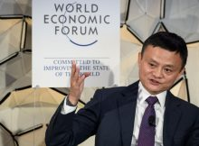Jack Ma: 'Today the world is full of suspicion'