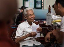 Vietnam's last public letter writer, 'a witness of Saigon'