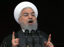 Iran's Hassan Rouhani urges regional powers to 'unite against US'
