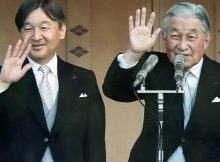 Trump will be new Japanese Emperor's first foreign guest