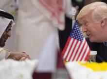 Trump spoke with Abu Dhabi crown prince on Thursday: White House