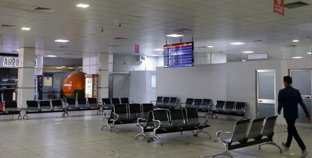 Libya reopens Tripoli's only functioning airport