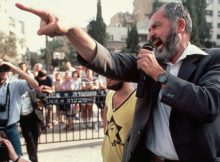 How Meir Kahane's toxic legacy poisoned the Palestinian peace process