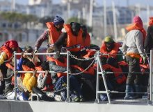 Libyan coast guard rescues nearly 150 Europe-bound migrants