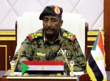 Sudan military council chief Al-Burhan visits Egypt for talks with President El-Sisi
